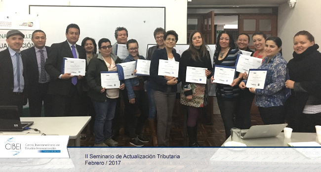Seminario en Actualización Tributaria - II Edición