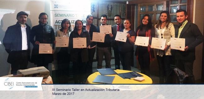 Seminario Actualización Tributaria - III Edición