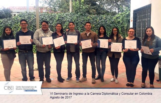 Seminario Carrera Diplomática - VI Edición