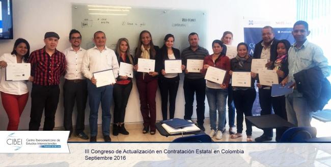Congreso de Actualización en Contratación Estatal en Colombia - III Edición
