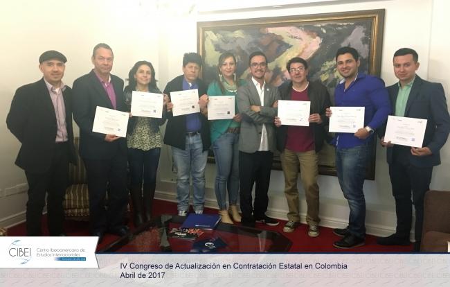 Congreso de Actualización en Contratación Estatal en Colombia - IV Edición