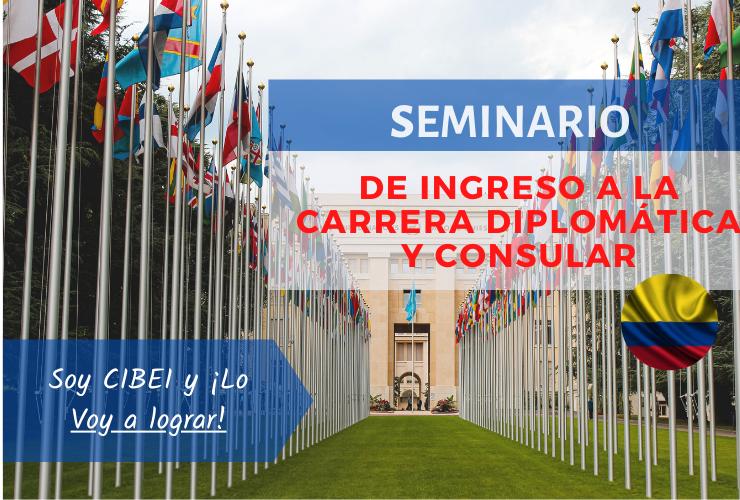 Seminario Ingreso a la Carrera Diplomática y Consular