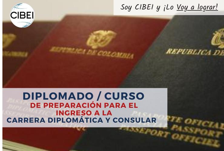 Diplomado / Curso de Preparación para el Ingreso a la Carrera Diplomática y Consular en Colombia