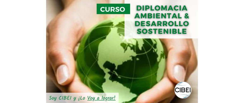 Curso Diplomacia Ambiental y Desarrollo Sostenible