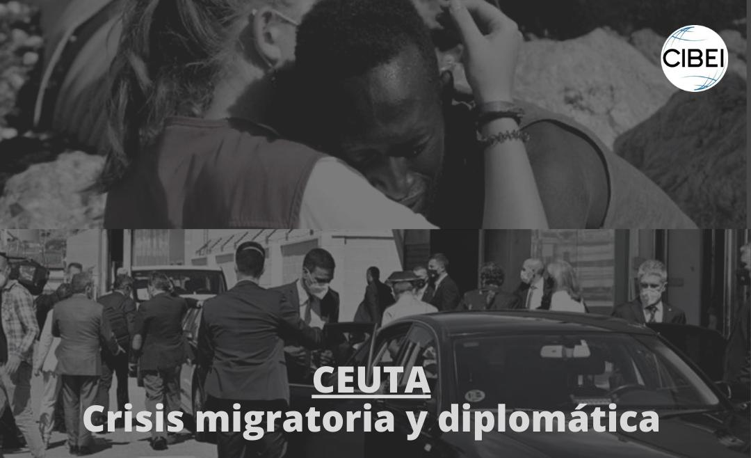 Ceuta: Crisis migratoria y diplomática.